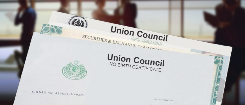 Non Availability Of Birth Certificate Pakistan Pakistanis